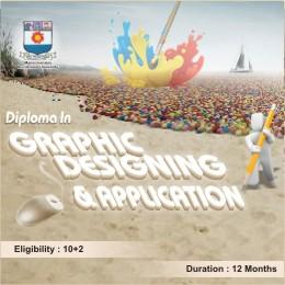 Diploma In Graphic Designing And Animation