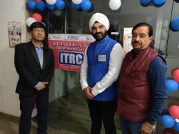 ITRC's Ratlam Skill Development Center in collaboration with Rotary Foundation, Inaugurated on 23rd December 2018