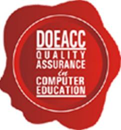 DOEACC Courses Offered
