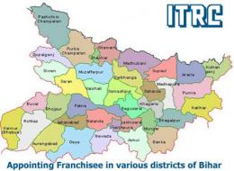 Appointing Computer Education Franchisee In Various Districts Of Bihar
